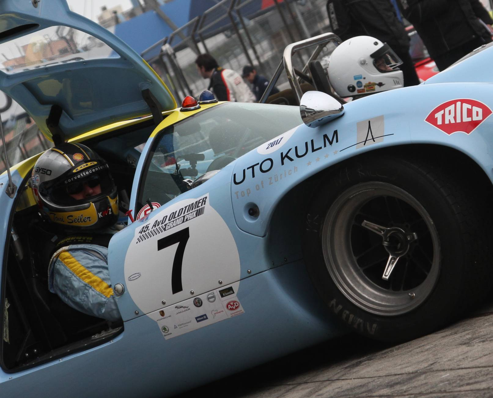 Lola T70 MKB3 @@ FIA Historic Sports Car AvD Oltimer GP 2017