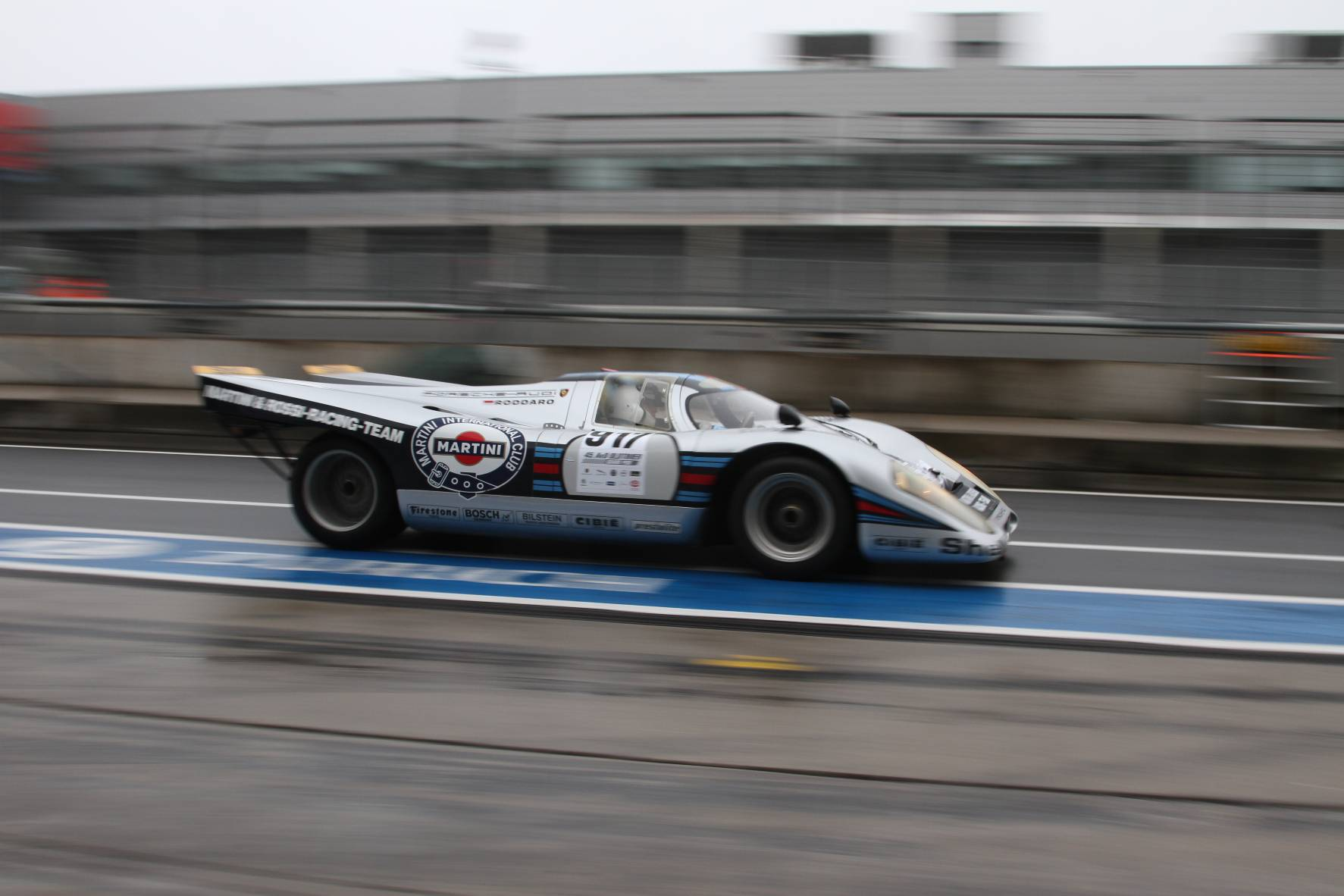 Porsche 917 Claudio Roddaro @ FIA Historic Sports Car AvD Oltimer GP 2017-01