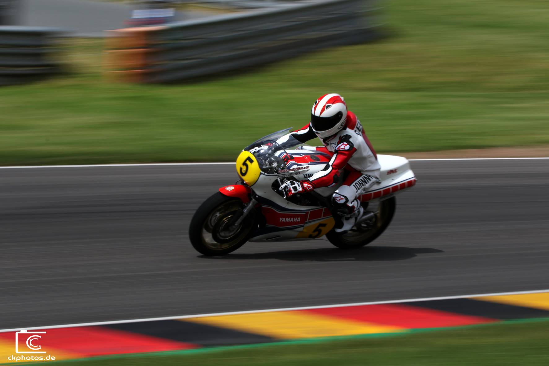 Classic Kings - Johnny Cecotto @ Sachsenring Classic 2017